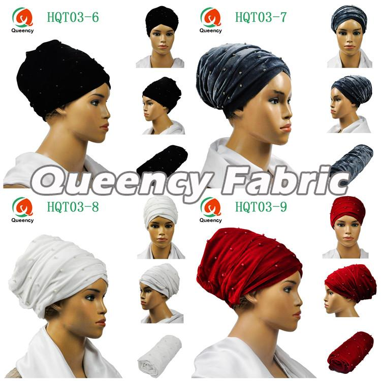 Beaded Custom Turban
