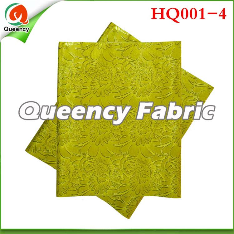 Yellow Afeican Gele Sego
