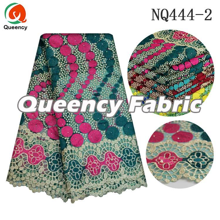 African Lace French Netting Fabric