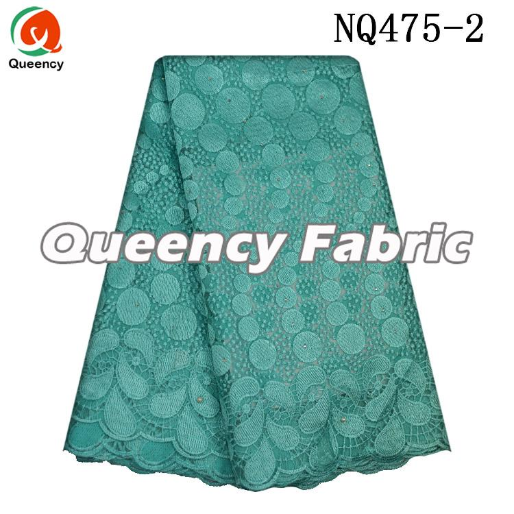 Tulle Mesh Embroidery Lace Fabric