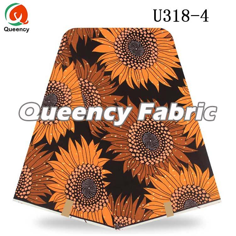 Printed Wax Fabric