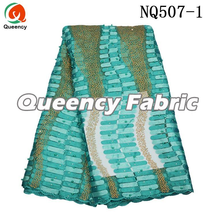 Embroidery Tulle Fabric