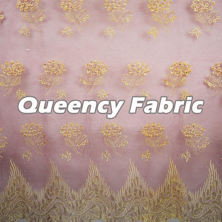 Nigerian French Lace Style