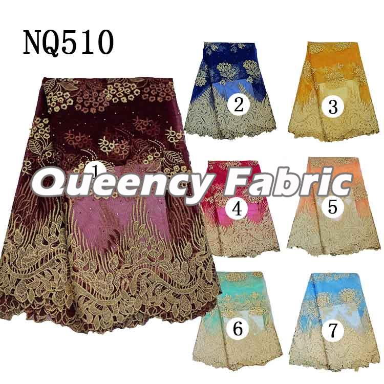 French Lace Embroidered Dresses