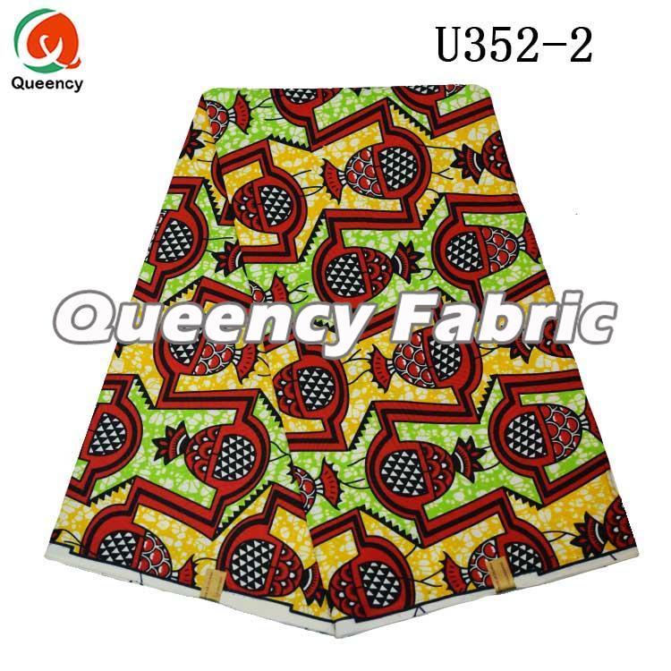 Nigeria Ladies Ankara Fabric