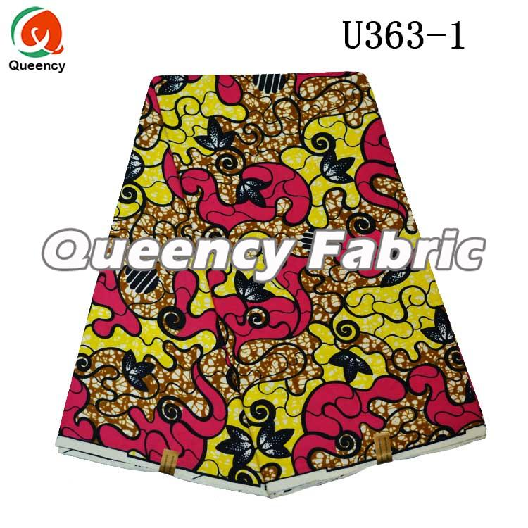 Nigeria Ladies Wax Dresses