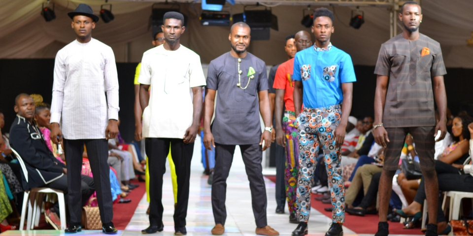 African Men's Casual Clothes