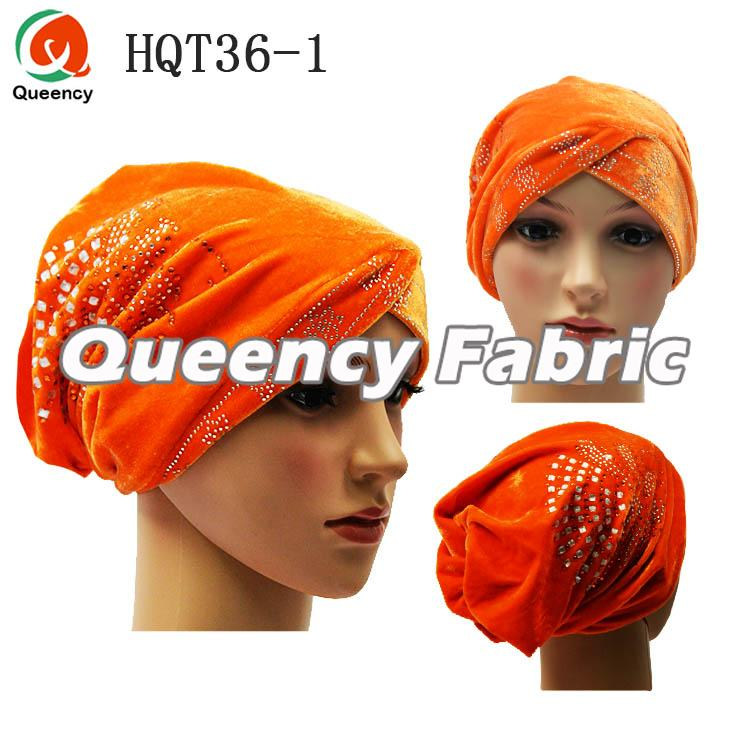 Turban Headtie With Stones For Ladies