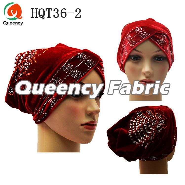 Turban Bonnet Headtie
