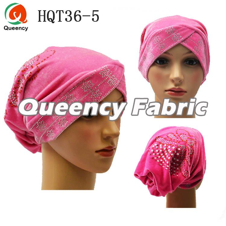 Pink Turban Ladies Headtie