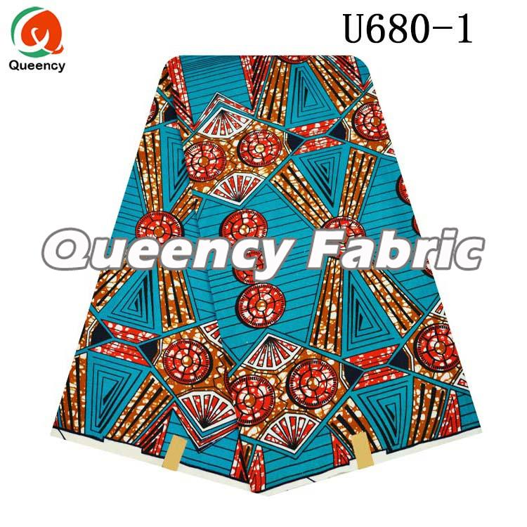 Wholesale African Wax Polyester Style
