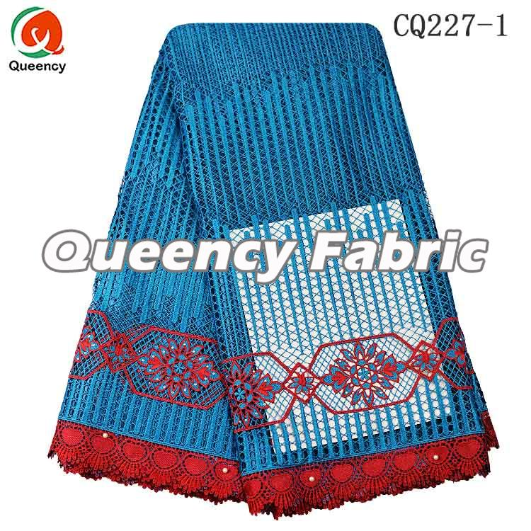 African Chemical Lace Fabric