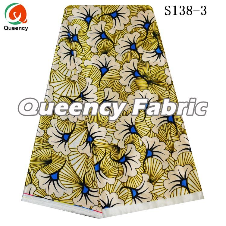 Colorful Prints Satin DIY Dresses