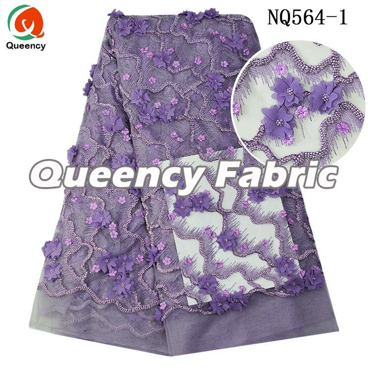 Handmade High Quality French Lace Embroidery
