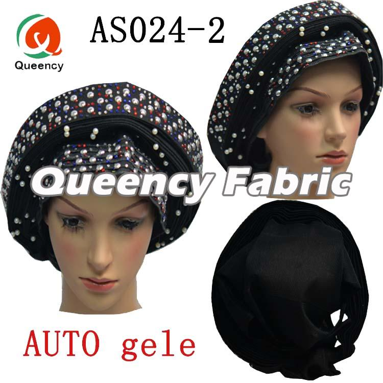 Auto Gele Already Made Headtie