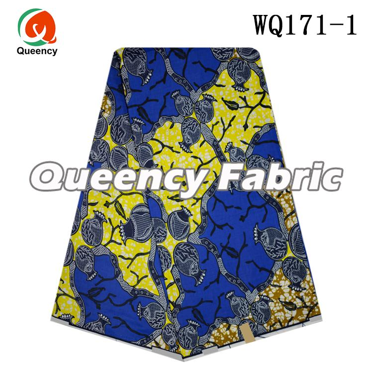 Traditional Wax Dress Fabric
