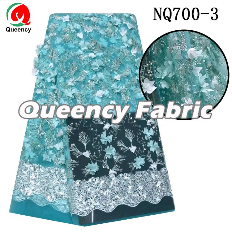 Party sequence tulle lace