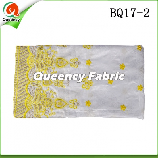 bazin riche fabric