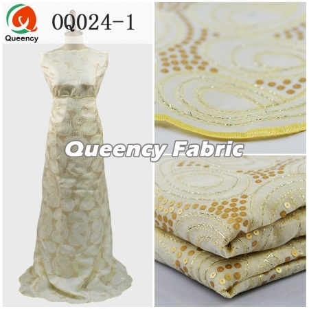 Swiss Double Organza Lace