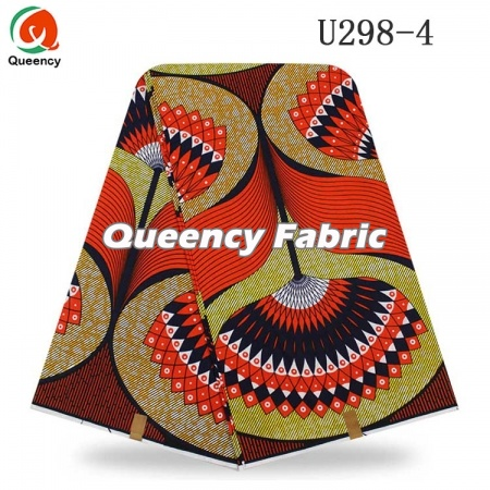 African Wax Fabric Printing Cotton